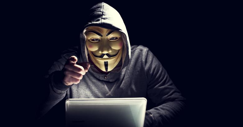 Anonymous Backgrounds, Compatible - PC, Mobile, Gadgets| 780x408 px