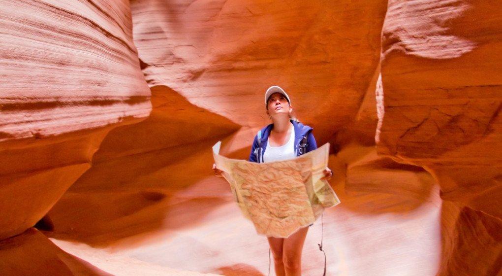Nice wallpapers Antelope Canyon 1020x560px