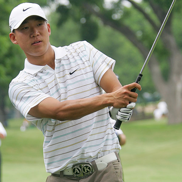 HD Quality Wallpaper | Collection: Sports, 600x600 Anthony Kim