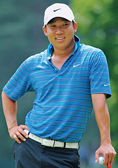 Anthony Kim Backgrounds on Wallpapers Vista