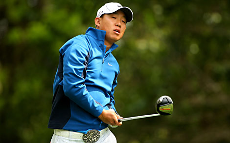 Nice Images Collection: Anthony Kim Desktop Wallpapers