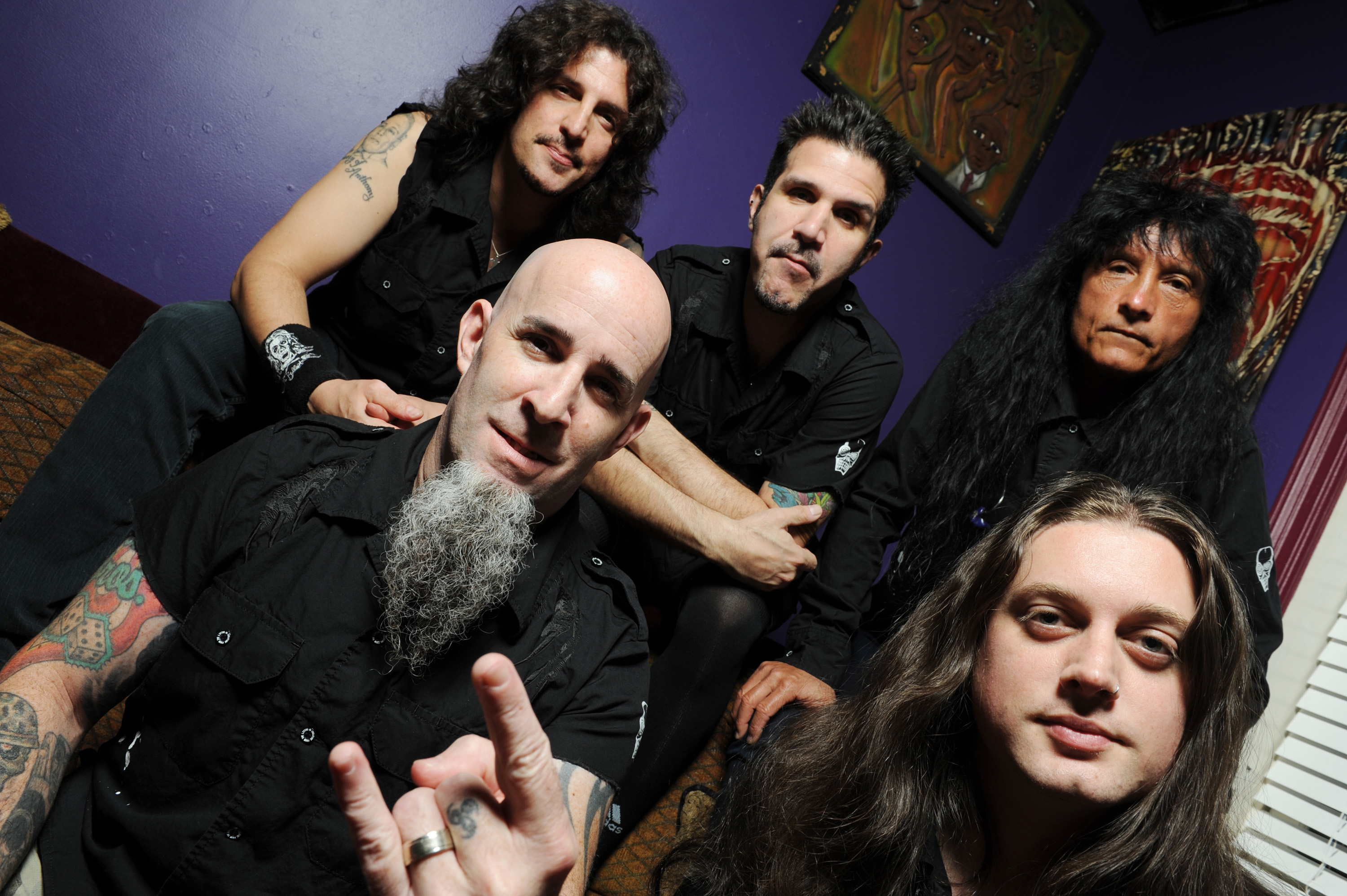 Nice wallpapers Anthrax 3000x1996px