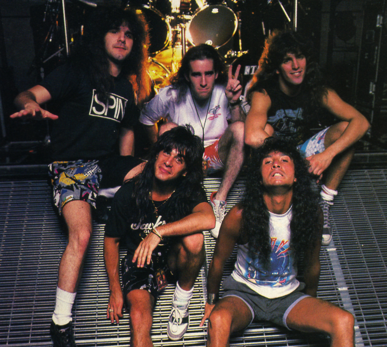 HD Quality Wallpaper | Collection: Music, 1280x1148 Anthrax