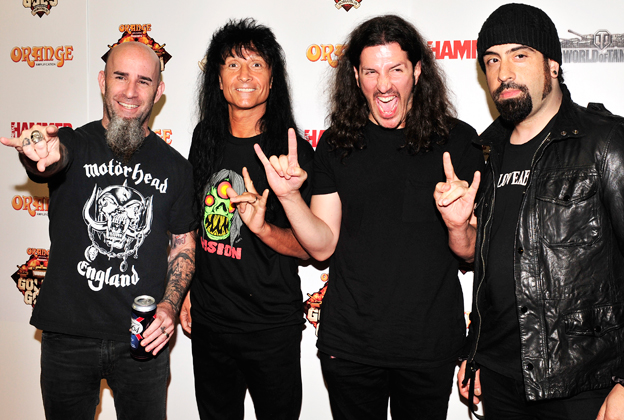 Anthrax Pics, Music Collection
