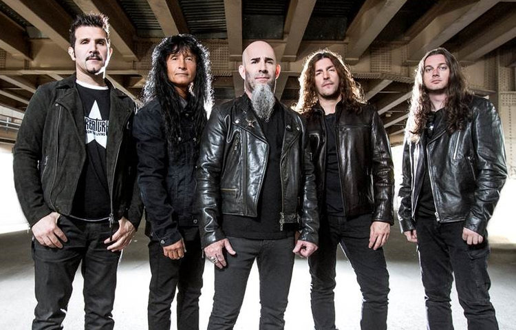Amazing Anthrax Pictures & Backgrounds