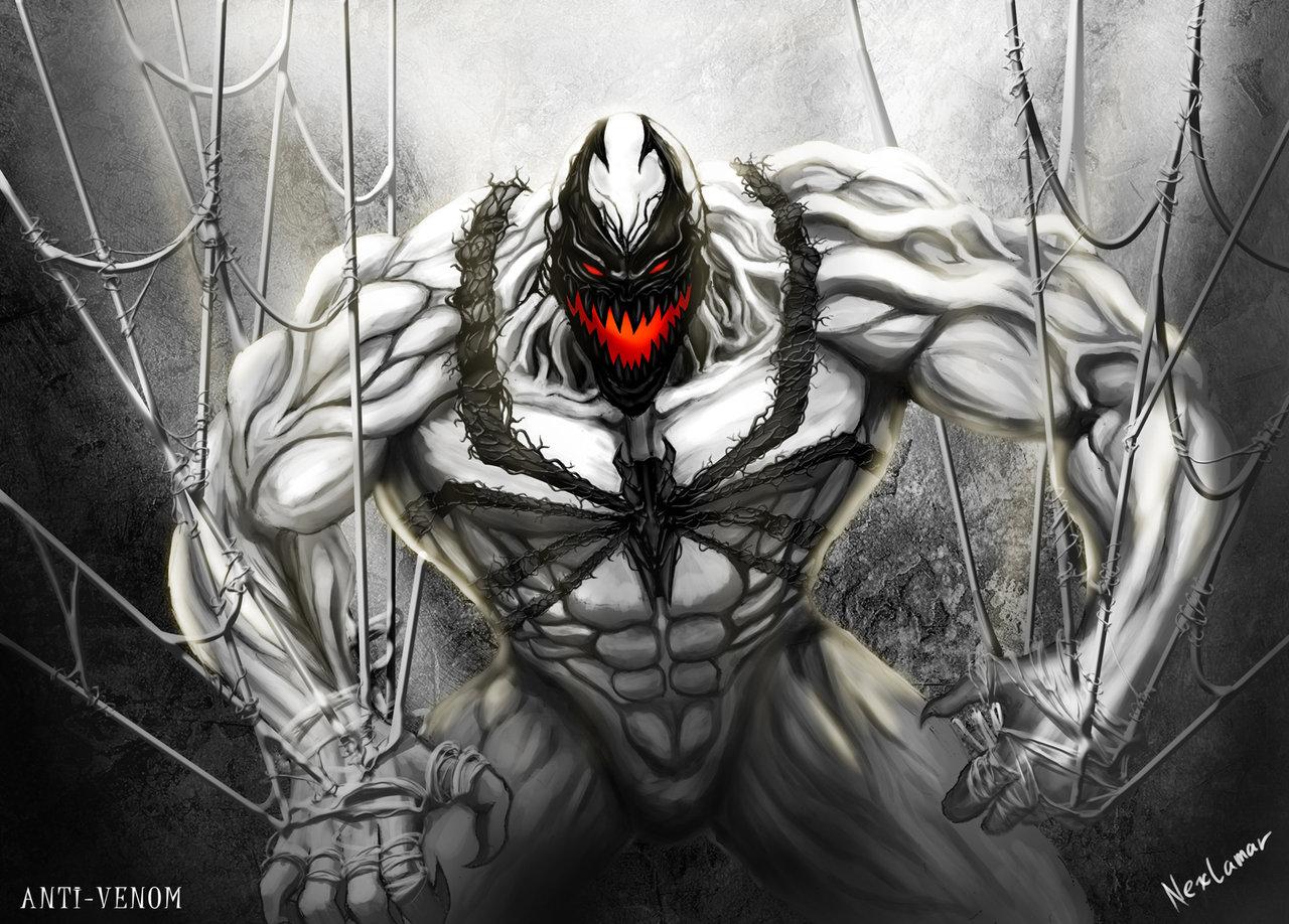 HD Quality Wallpaper | Collection: Comics, 1280x918 Anti-Venom