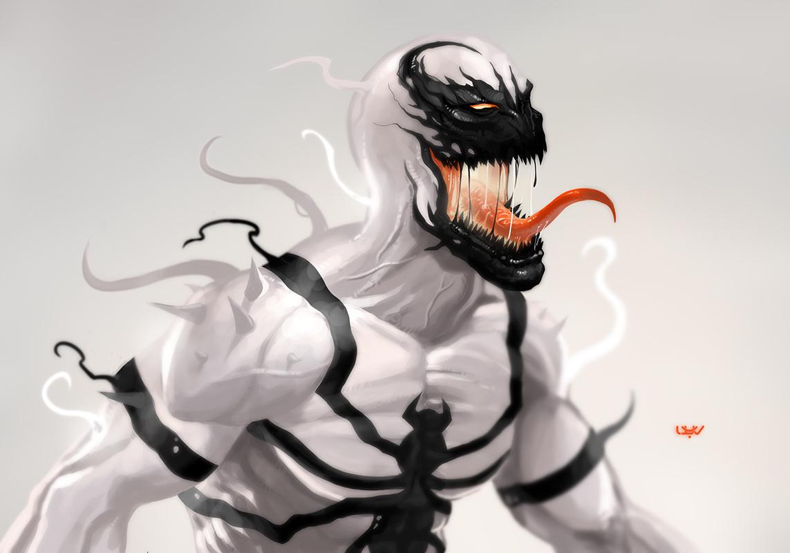 HD Quality Wallpaper | Collection: Comics, 1143x800 Anti-Venom