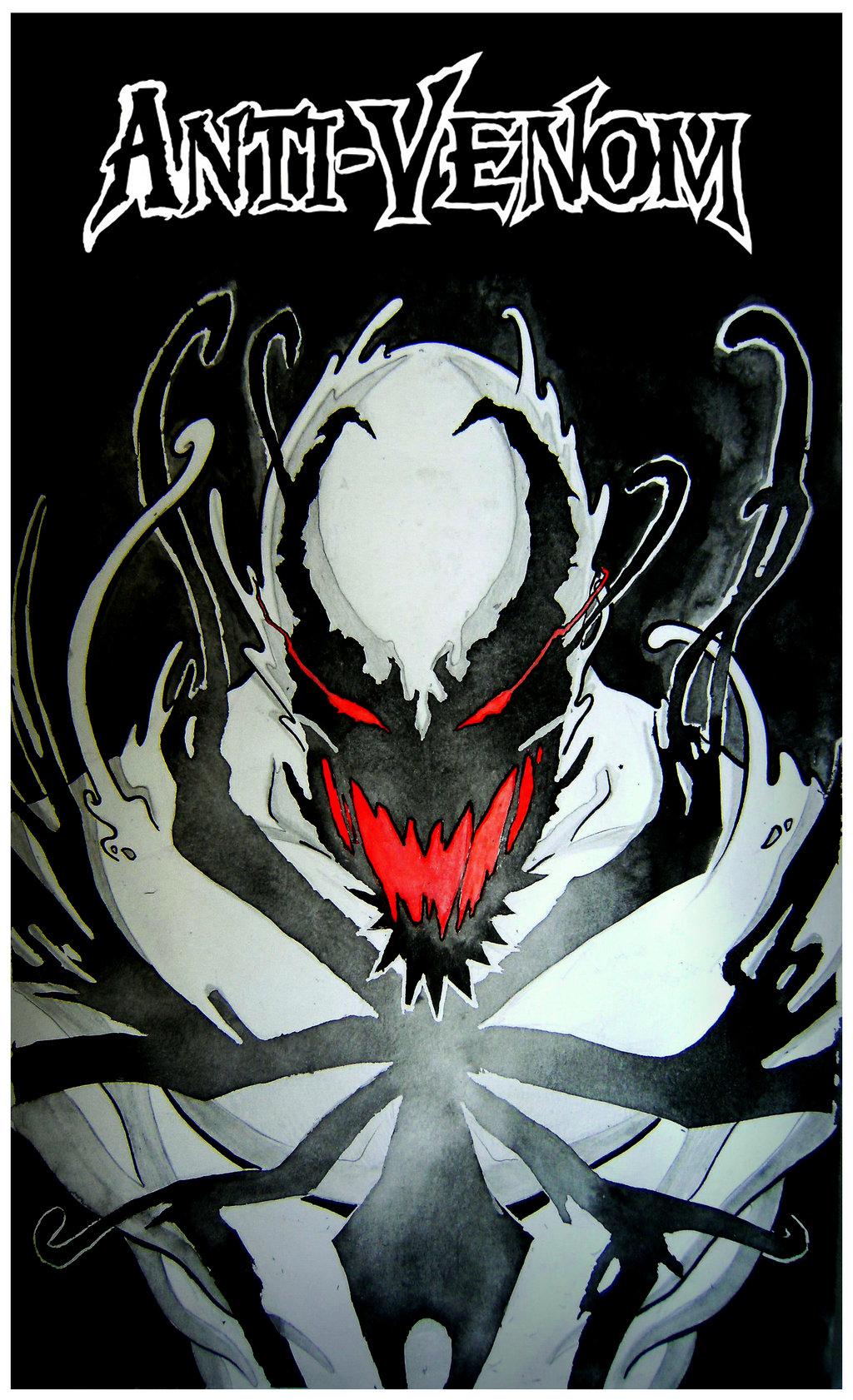 Anti-Venom High Quality Background on Wallpapers Vista