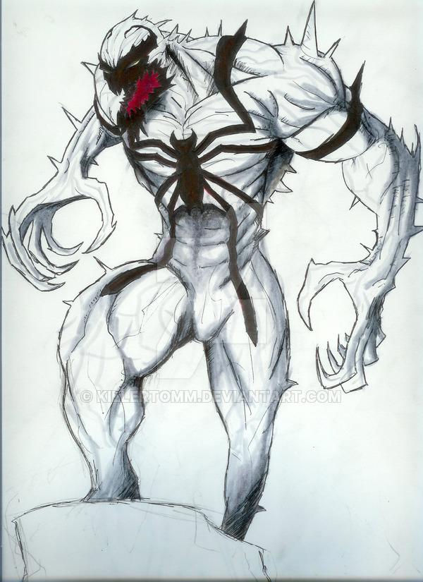 HQ Anti-Venom Wallpapers | File 163.37Kb