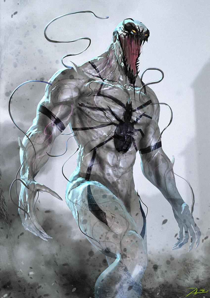 Anti-Venom Pics, Comics Collection