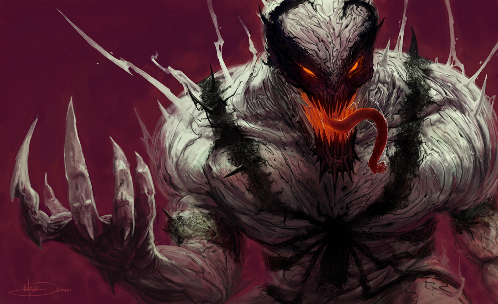 HD Quality Wallpaper | Collection: Comics, 1000x611 Anti-Venom