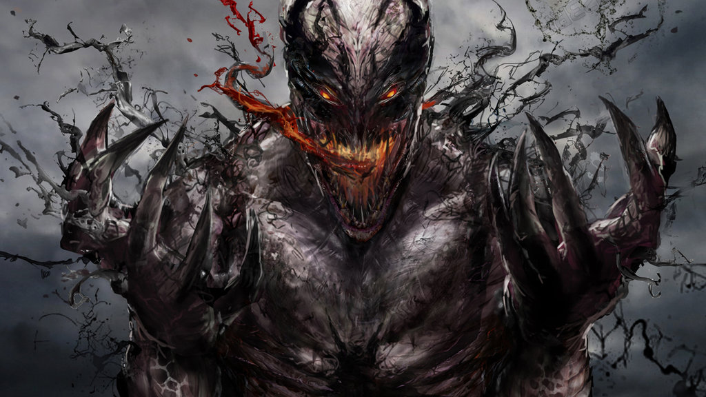 High Resolution Wallpaper | Anti-Venom 1024x576 px
