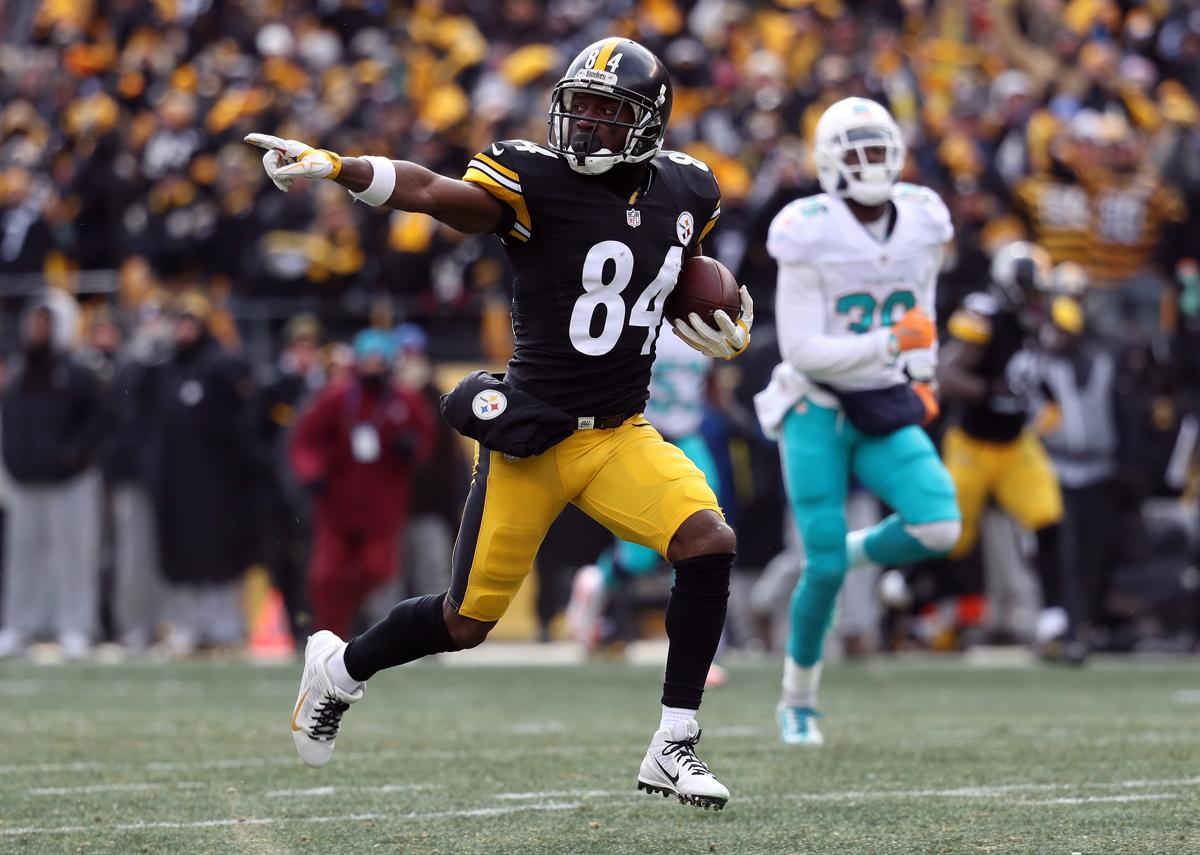 HD Quality Wallpaper | Collection: Sports, 1200x855 Antonio Brown