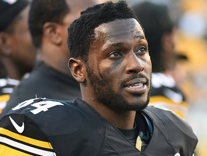 Nice wallpapers Antonio Brown 718x539px
