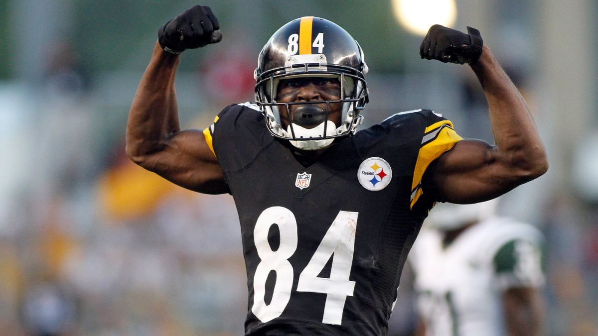 Nice wallpapers Antonio Brown 1200x675px