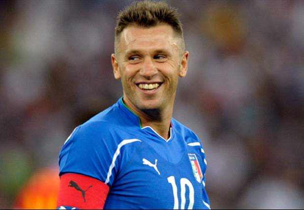 Antonio Cassano High Quality Background on Wallpapers Vista