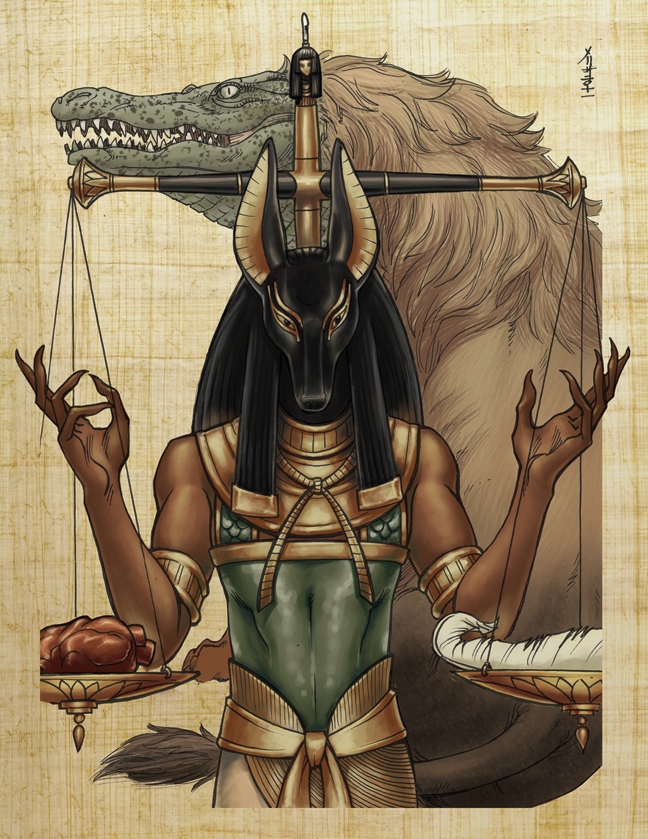 Anubis High Quality Background on Wallpapers Vista
