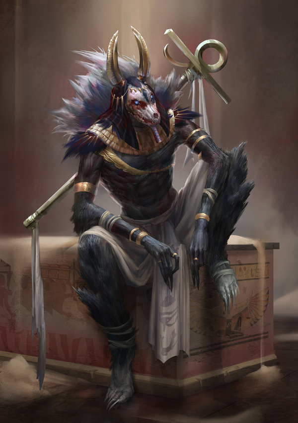 Images of Anubis | 600x851