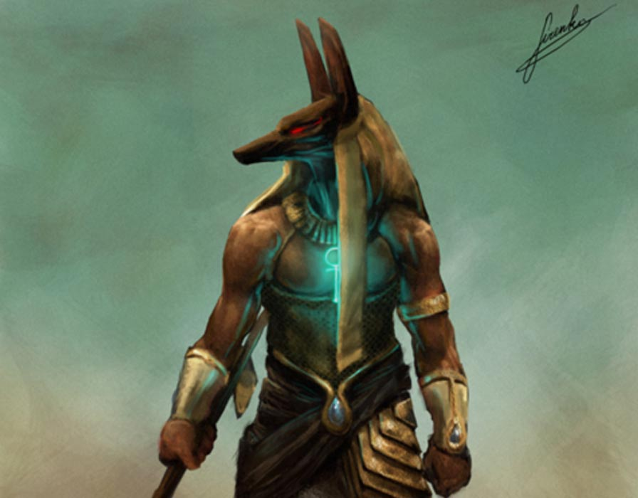 Anubis Pics, Fantasy Collection