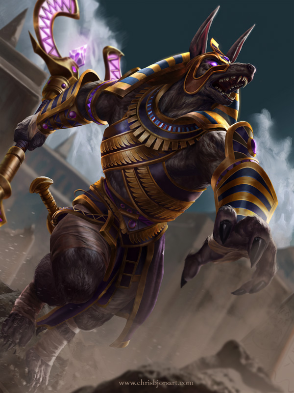 High Resolution Wallpaper | Anubis 600x800 px