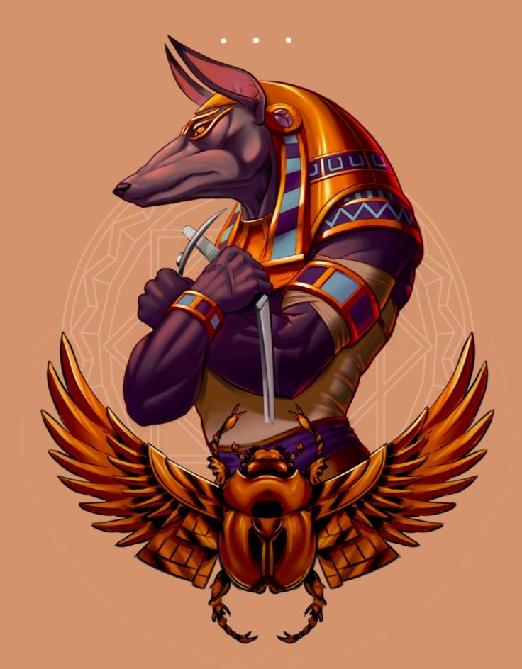 736x944 > Anubis Wallpapers