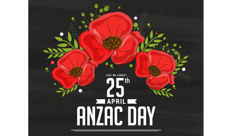 Nice Images Collection: Anzac Day Desktop Wallpapers