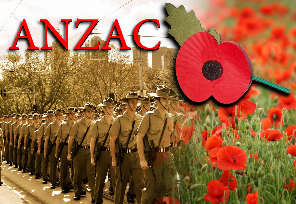 HD Quality Wallpaper | Collection: Holiday, 1020x703 Anzac Day