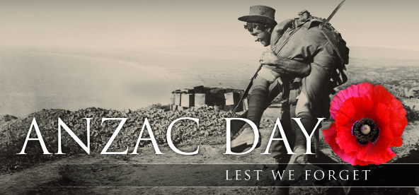 Anzac Day Backgrounds, Compatible - PC, Mobile, Gadgets| 592x276 px