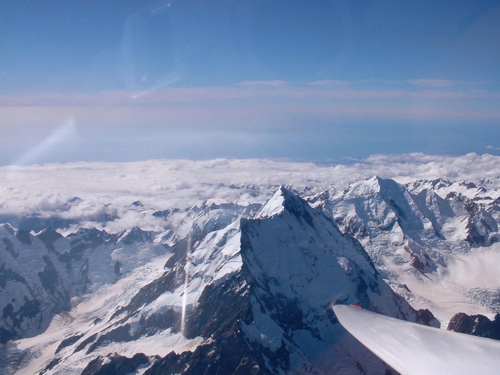 Aoraki Mount Cook HD wallpapers, Desktop wallpaper - most viewed