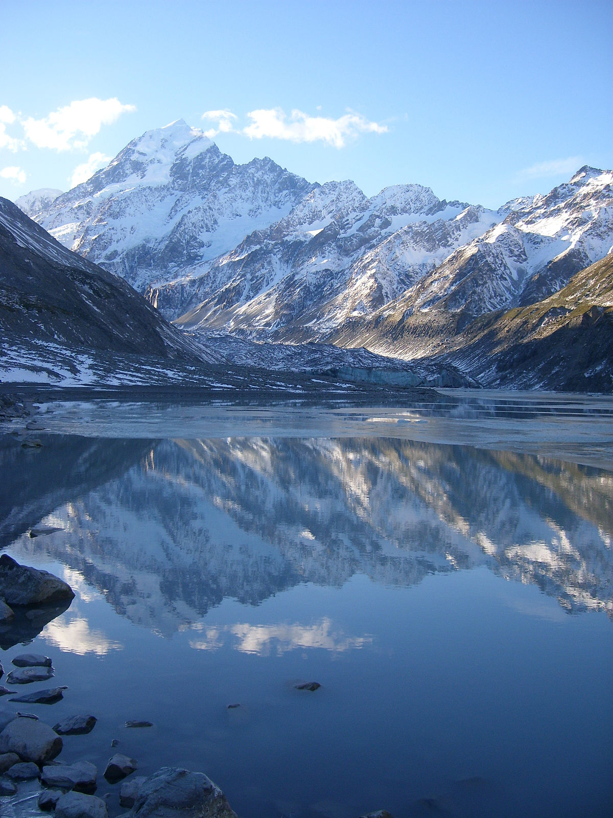 Aoraki Mount Cook High Quality Background on Wallpapers Vista