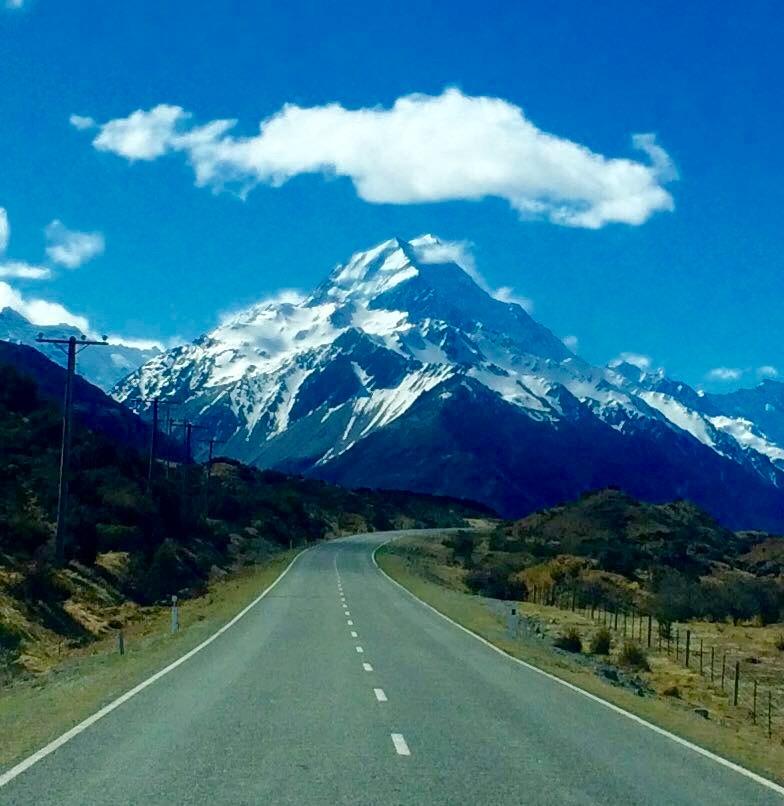 Aoraki Mount Cook Backgrounds, Compatible - PC, Mobile, Gadgets  784x806 px
