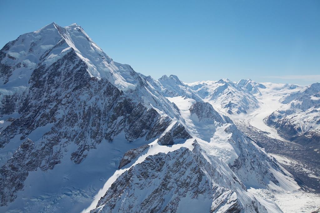 Aoraki Mount Cook Pics, Earth Collection