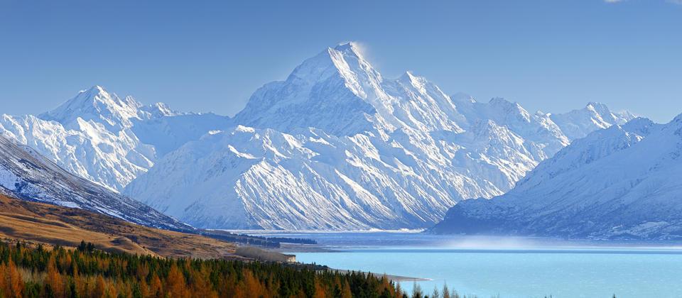 Amazing Aoraki Mount Cook Pictures & Backgrounds