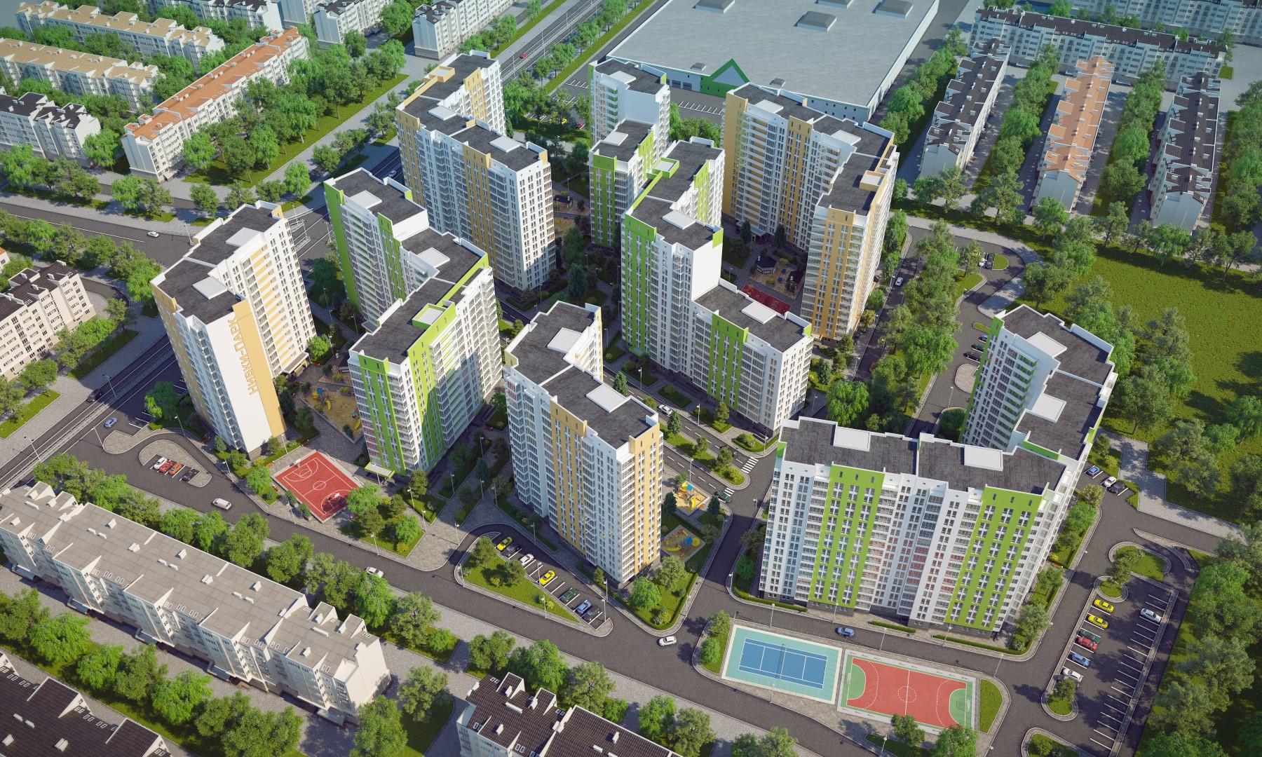 Images of Apartment Complex | 1800x1080
