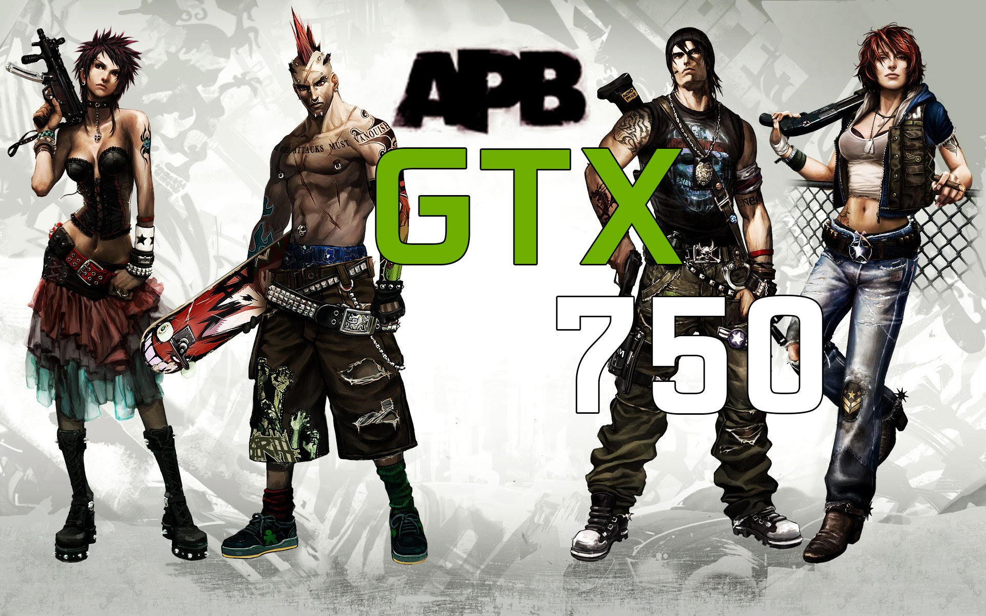 APB: All Points Bulletin High Quality Background on Wallpapers Vista