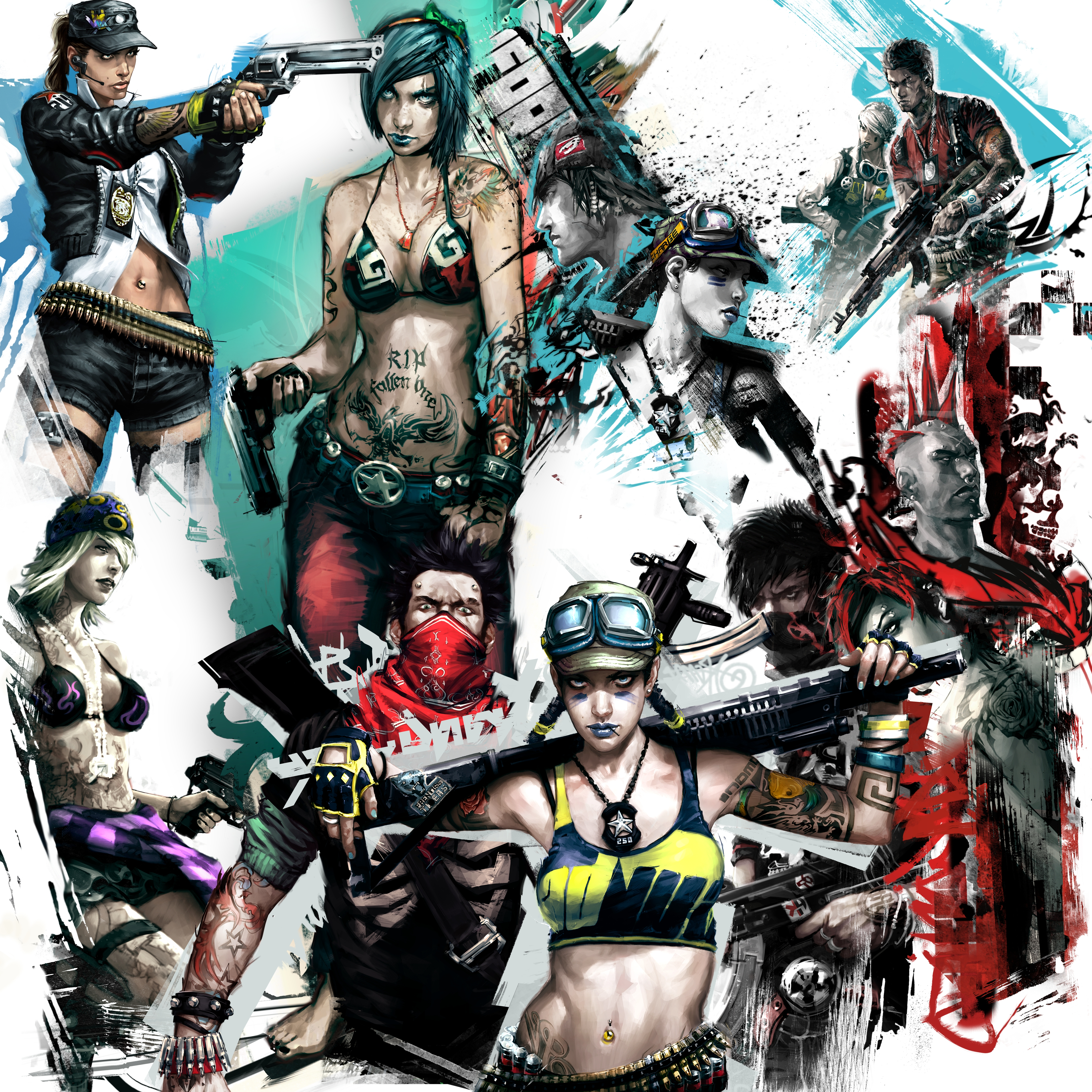 Amazing APB: All Points Bulletin Pictures & Backgrounds
