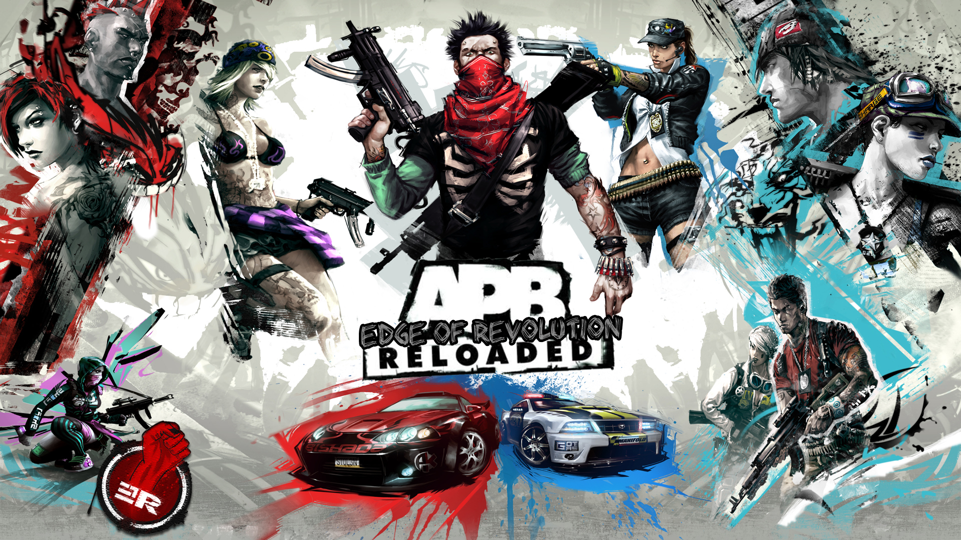 HD Quality Wallpaper | Collection: Video Game, 1920x1080 APB Reloaded