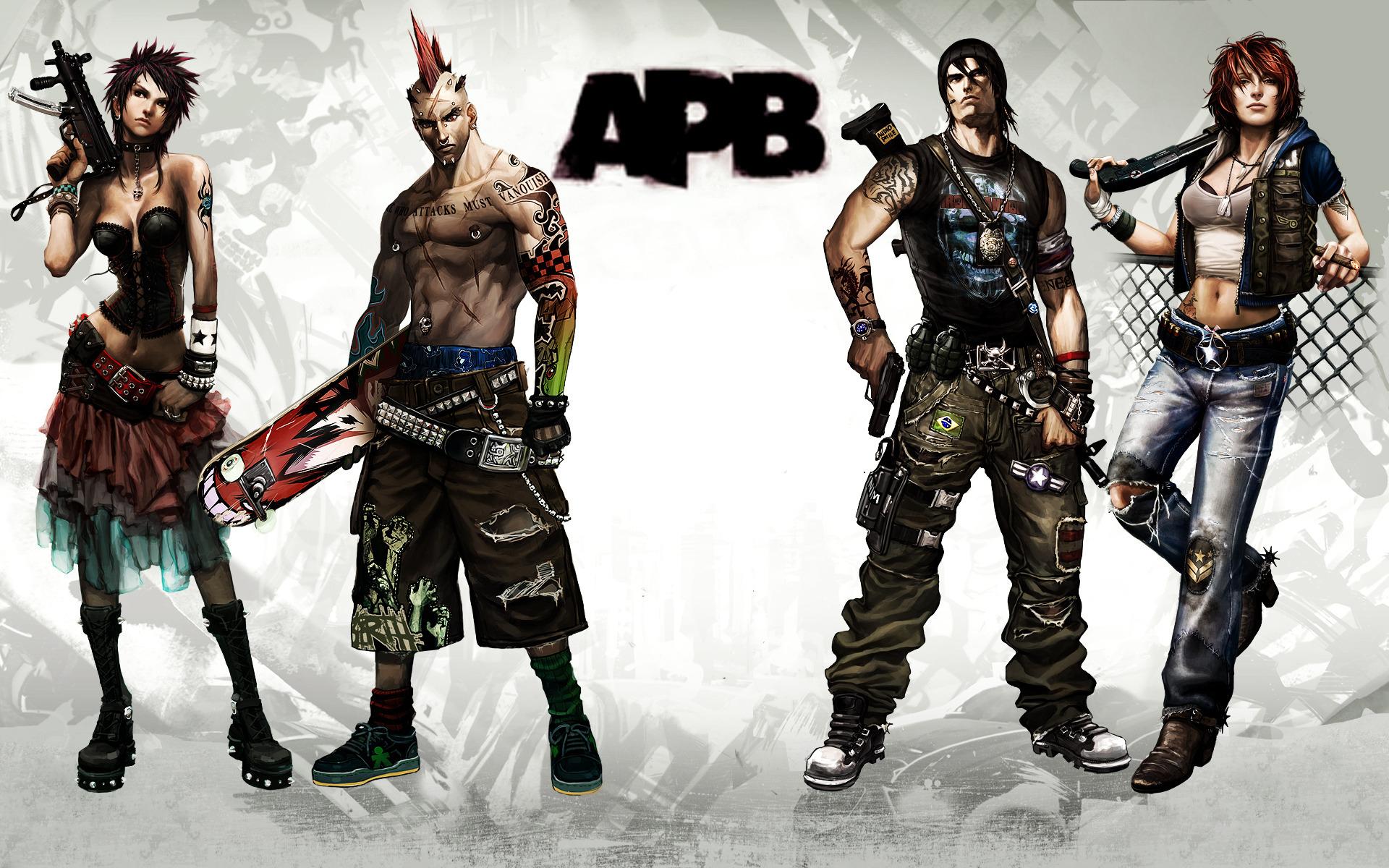 APB Reloaded #9