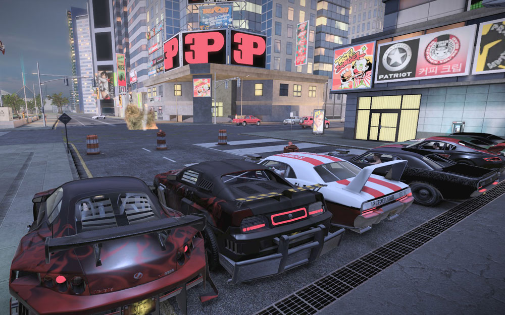 APB Reloaded Backgrounds on Wallpapers Vista