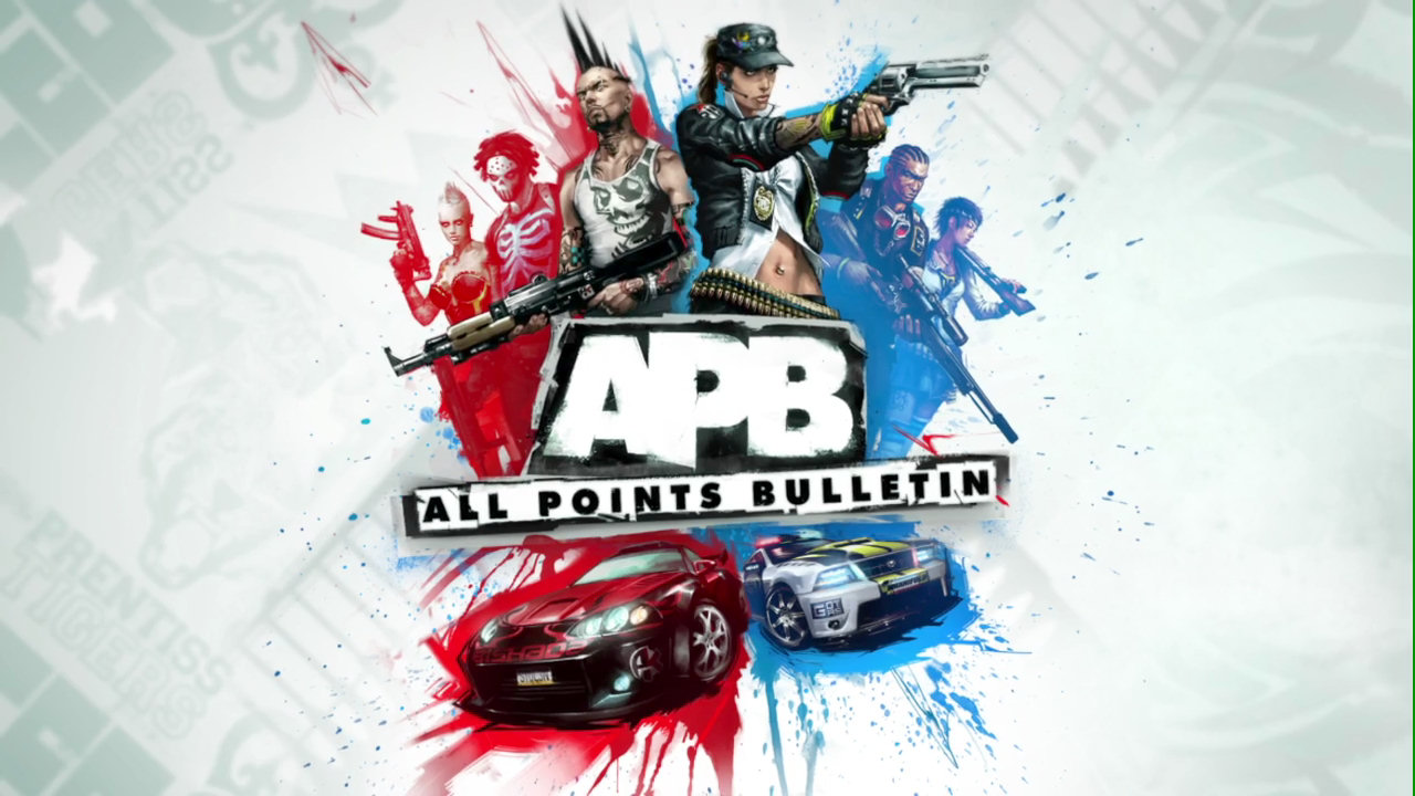 APB Reloaded Pics, Video Game Collection