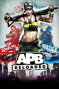 APB Reloaded High Quality Background on Wallpapers Vista