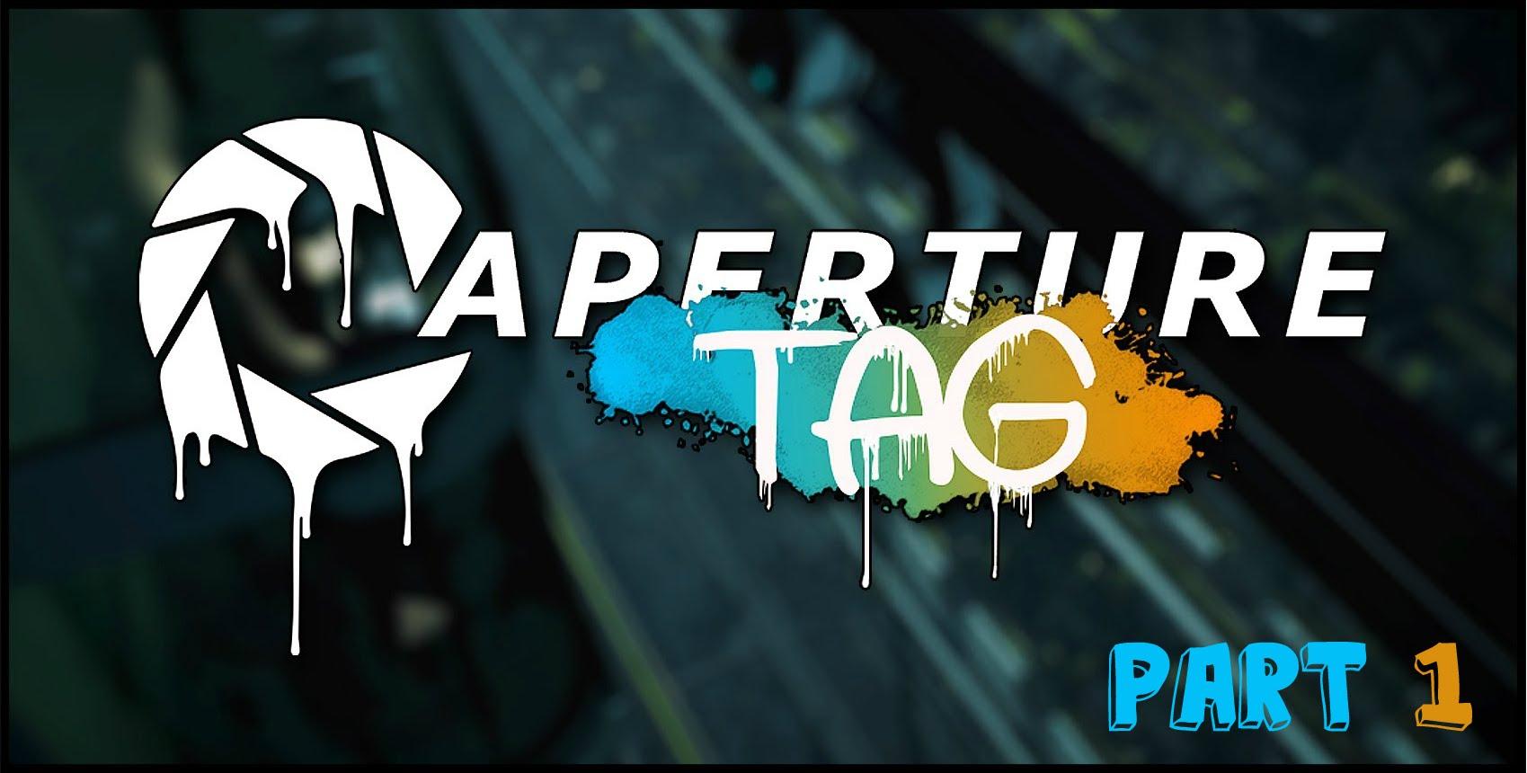 Aperture Tag: The Paint Gun Testing Initiative Backgrounds, Compatible - PC, Mobile, Gadgets  1699x860 px