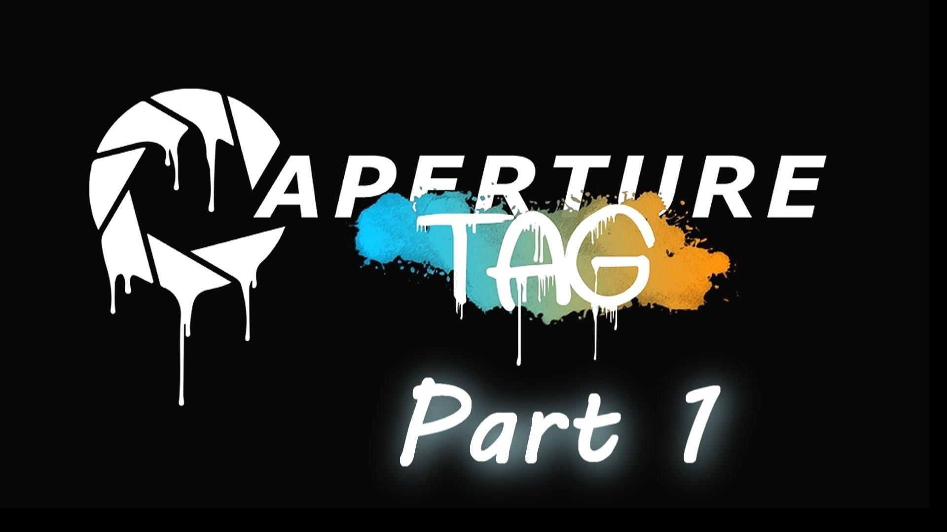1920x1080 > Aperture Tag: The Paint Gun Testing Initiative Wallpapers