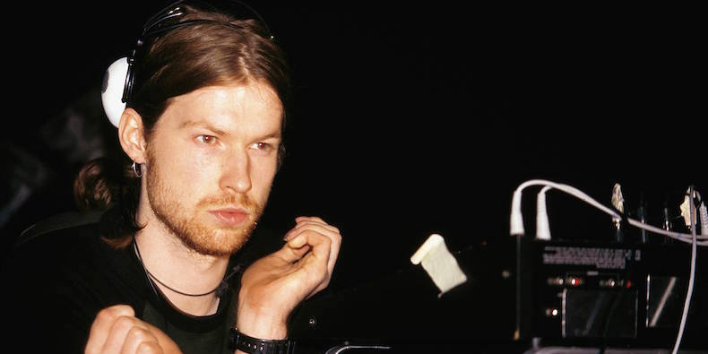 High Resolution Wallpaper | Aphex Twin 790x395 px