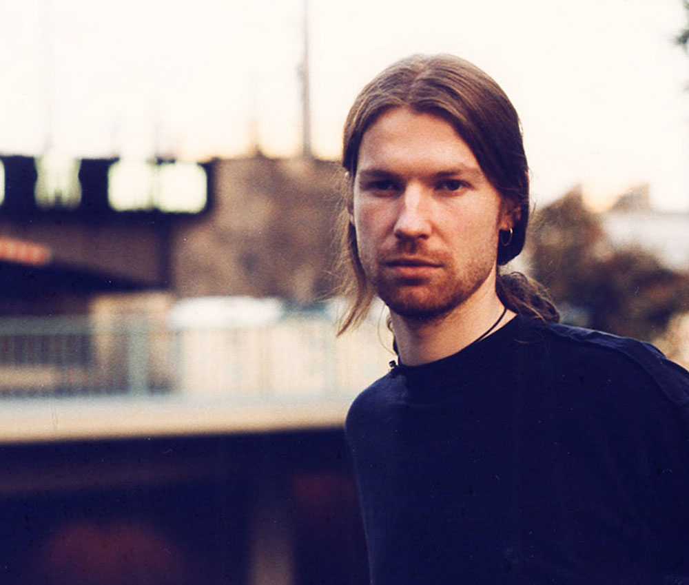 Nice wallpapers Aphex Twin 1000x849px