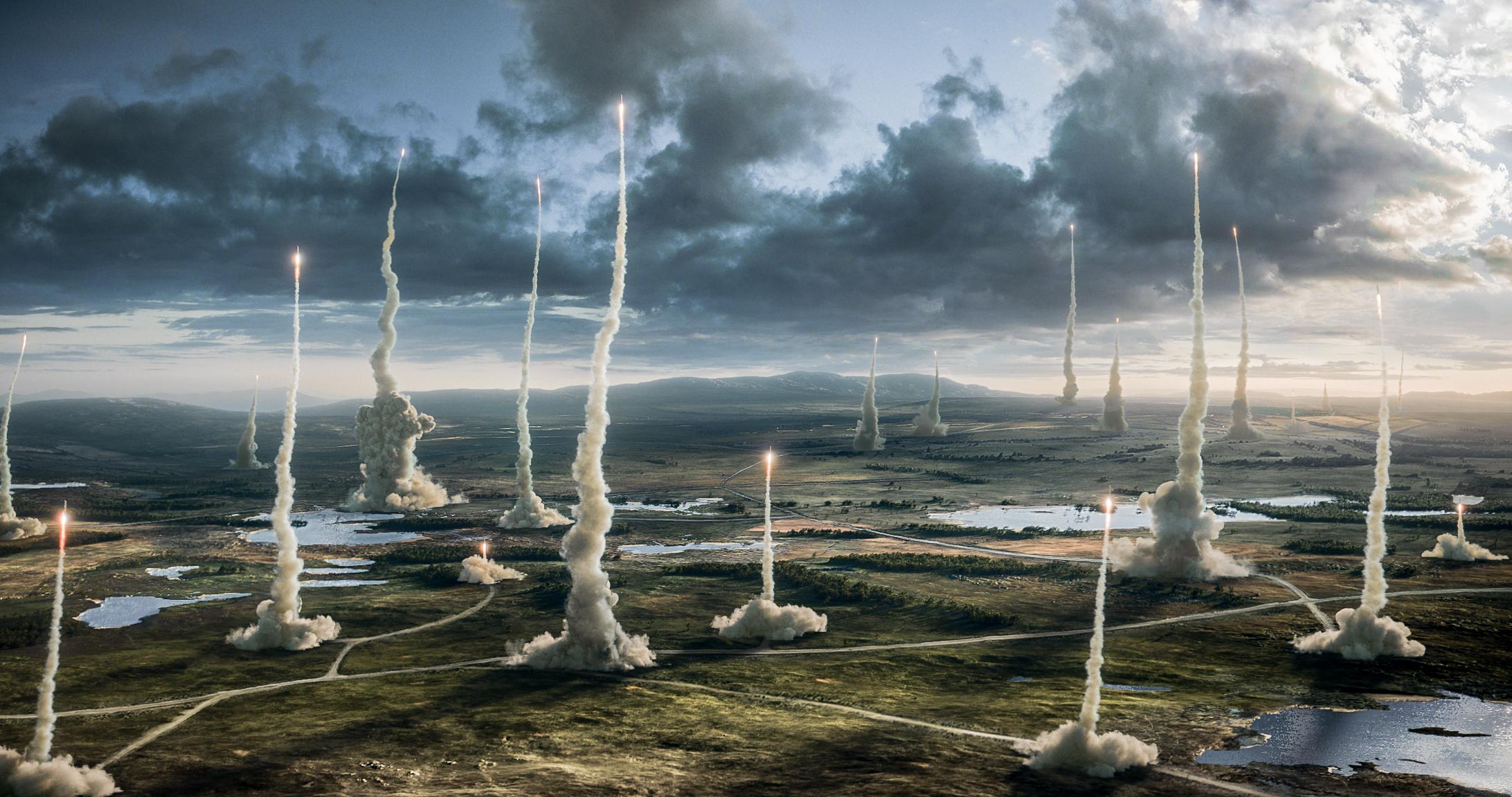 Images of Apocalypse | 2184x1152