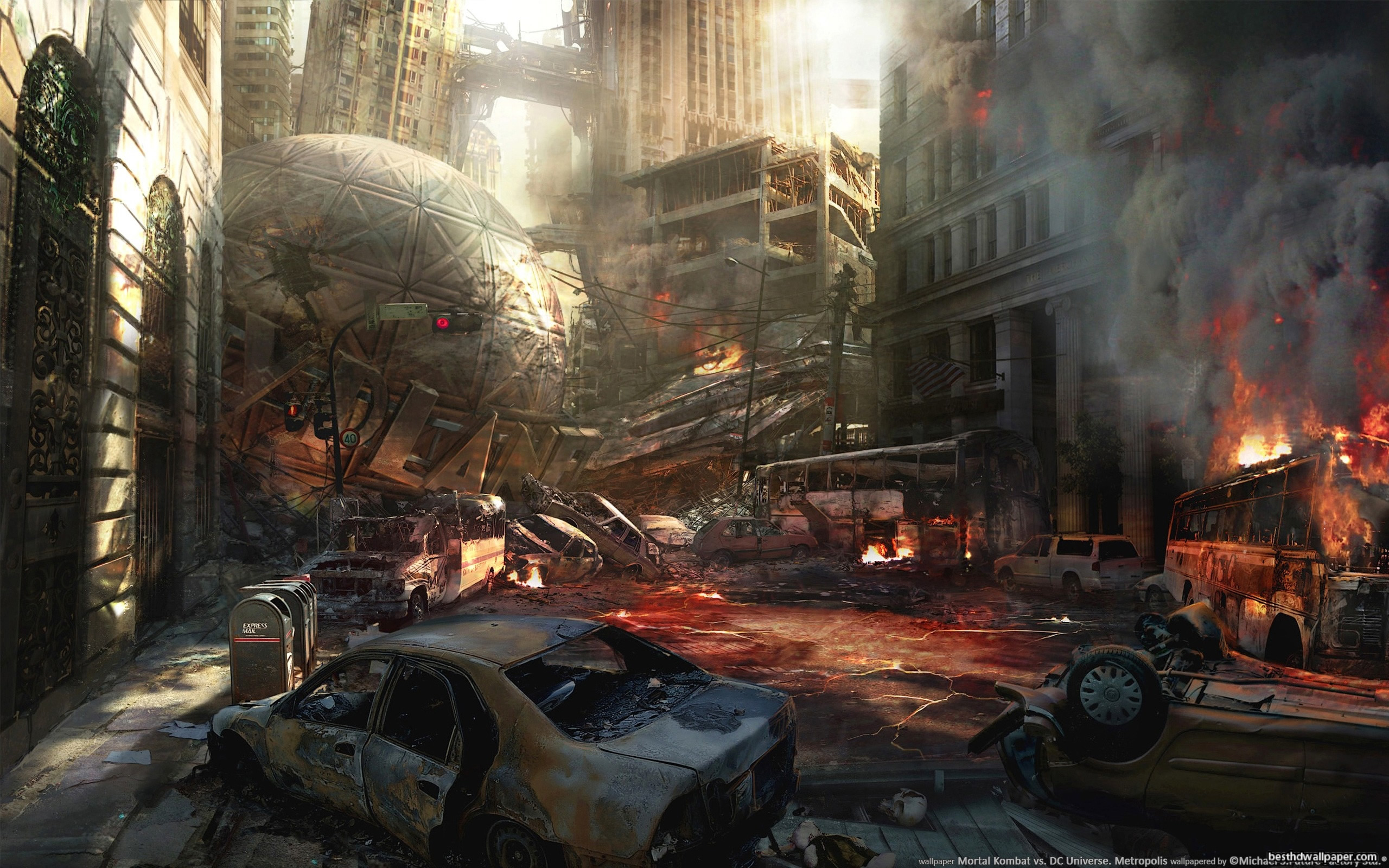 Images of Apocalypse | 2560x1600