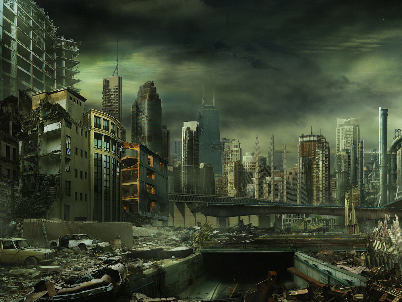 Images of Post Apocalyptic | 1400x1050