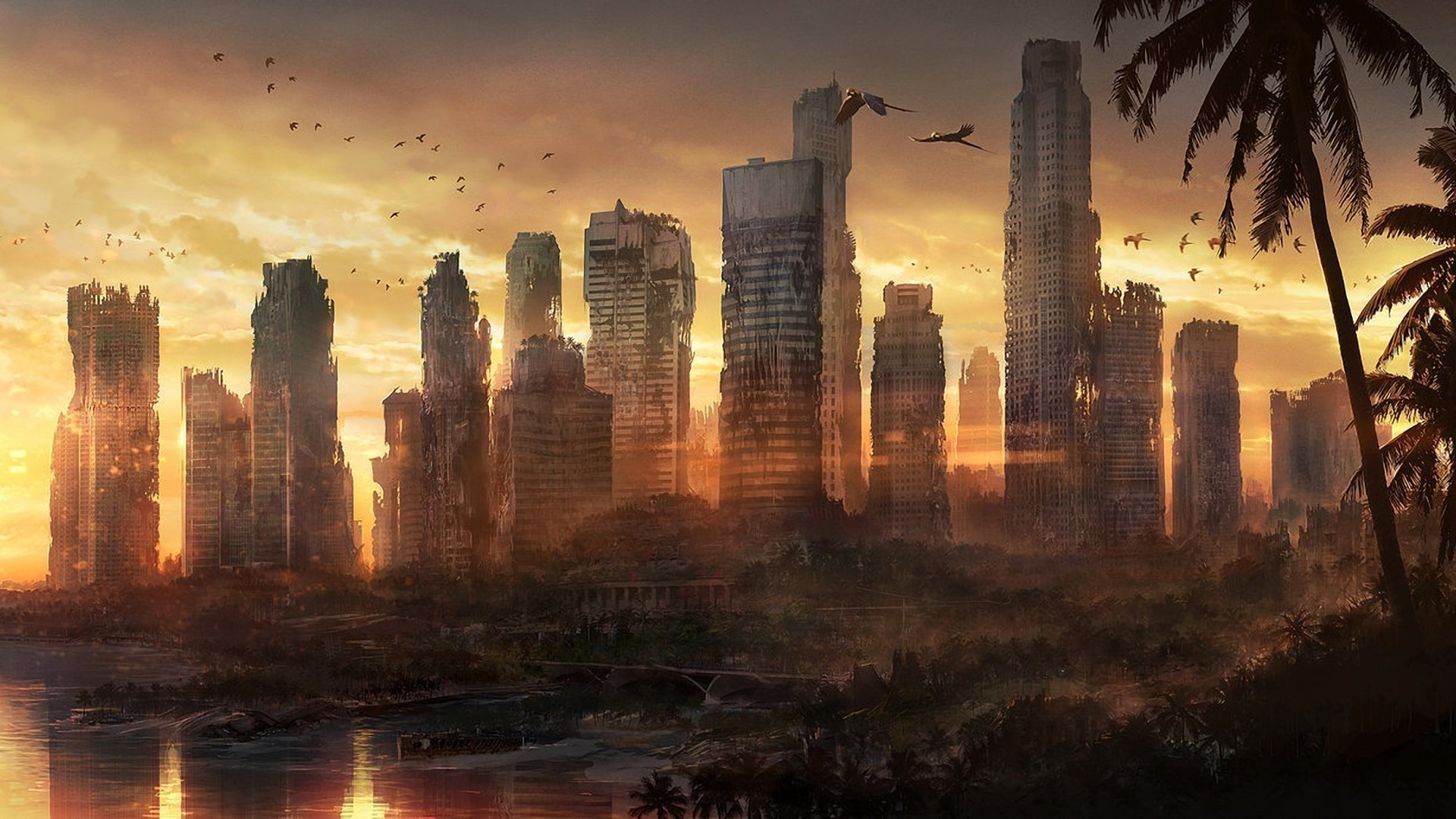 Images of Apocalyptic | 1920x1080