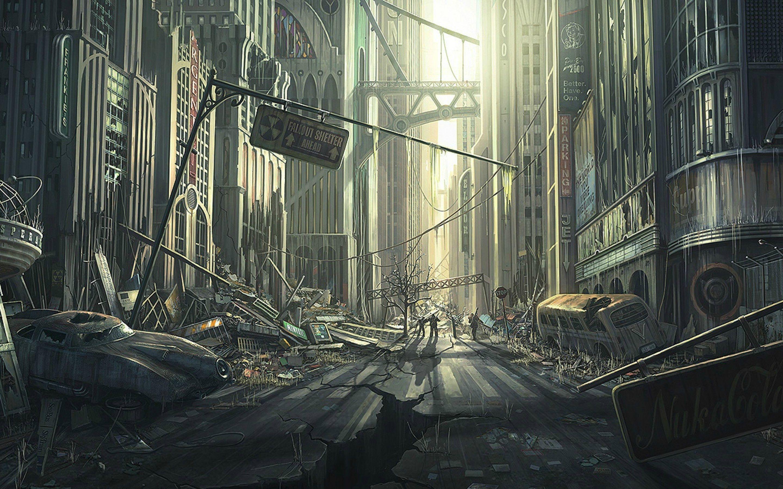 Apocalyptic #9